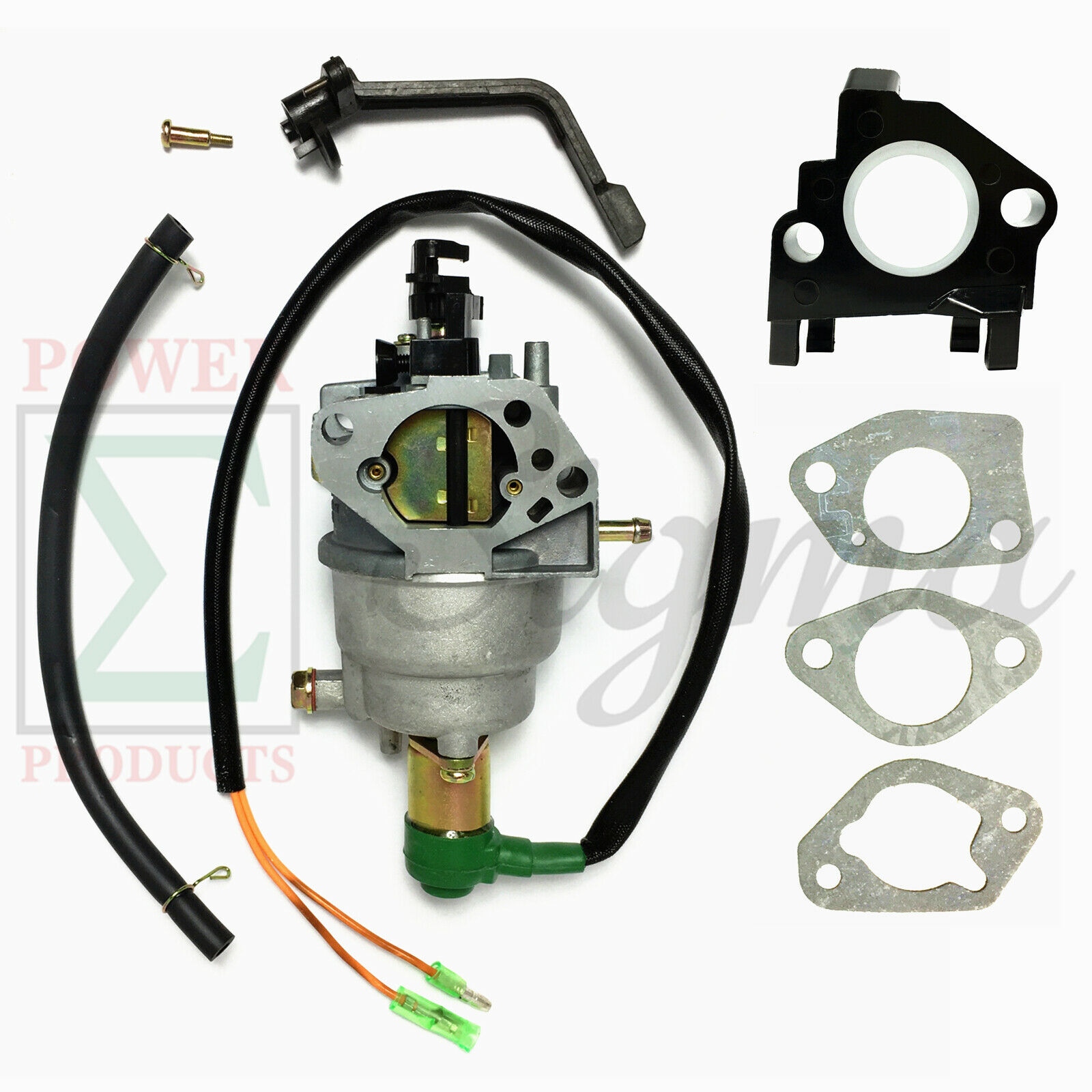 Manual Generator Carburetor 188 190F 340CC 389CC 407CC 420CC 11HP 13HP 15HP  16HP