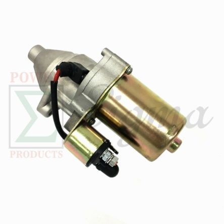 ElectricStarter Motor With Solenoid For Honda 11HP 13HP GX340 GX390 Engine Motor