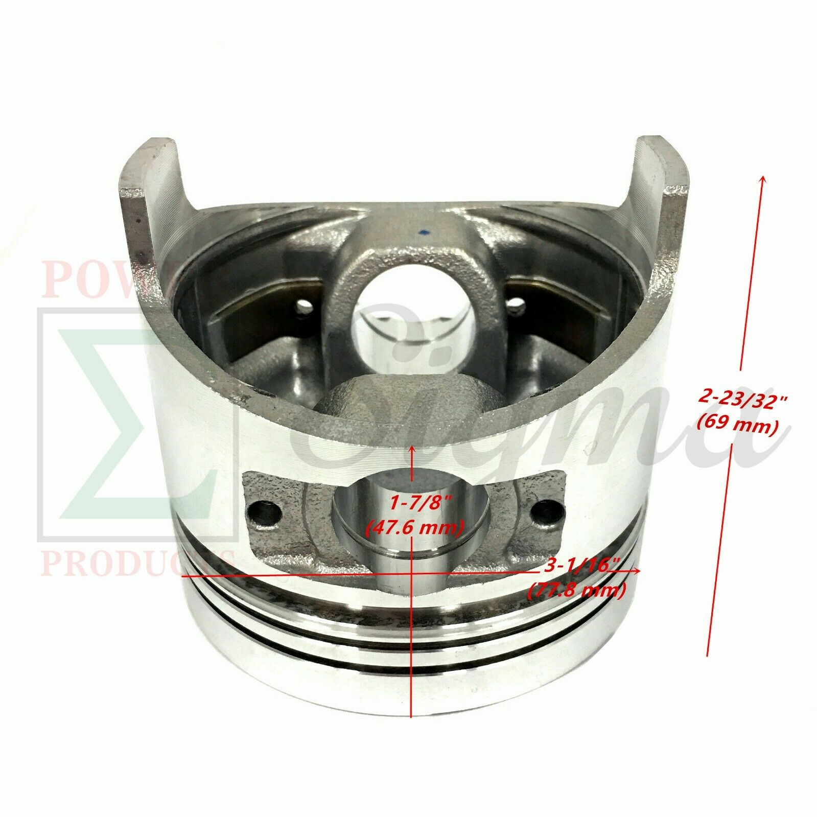 Piston Pin Ring For China 178F 6HP Diesel Engine & Yanmar L70 Engine 78 MM